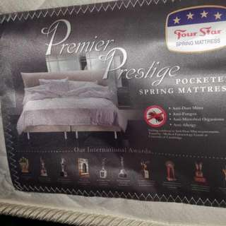 Four Star Brand King Size Mattress