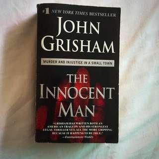 Josh Grisham- The Innocent Man