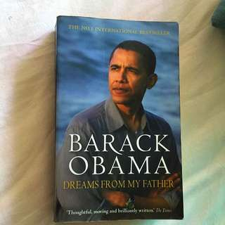 Barack Obama- Dreams From My Father