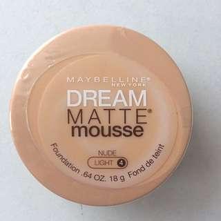 Maybelline Mousse Foundation