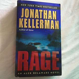 Jonathan Kellerman- Rage