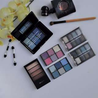 EYESHADOW PALETTES | Beauty Bundle #2