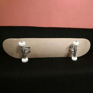 Maple Wood Plain Skateboard