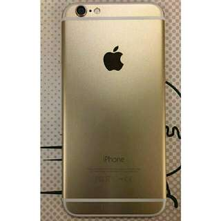 2015 Iphone 6 Gold