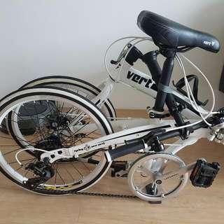 Folding Bike - Vert V6