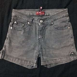 Short Grey Jeans