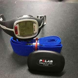 polar RS200 hrm