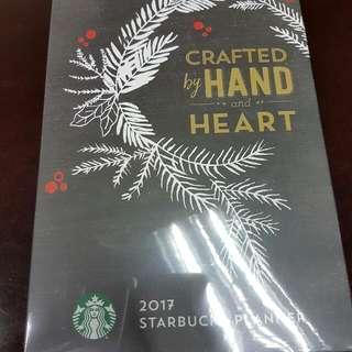 Starbucks Planner 2017