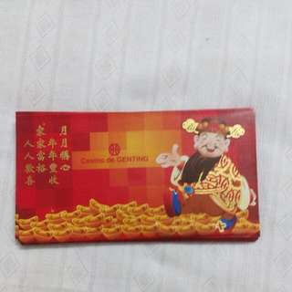 Genting Red Packets