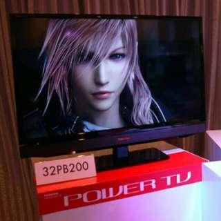 Toshiba 32inch LED TV 32PB200 (fixed Price)
