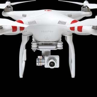 DJI二代空拍機
