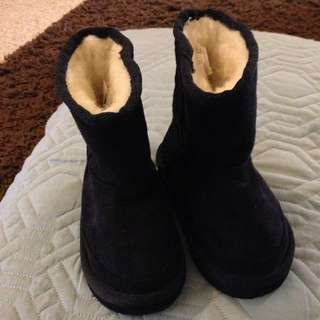 Pure Wool Slipper/boots