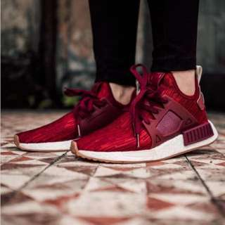 Sell/ Trade (size) NMD XR1 PK W In Maroon