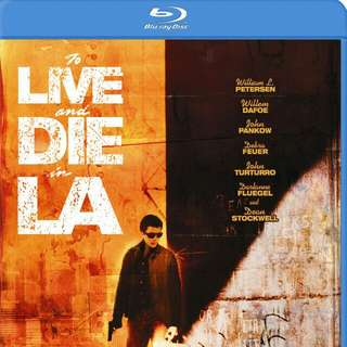 Movie Blu-ray: To Live And Die In LA