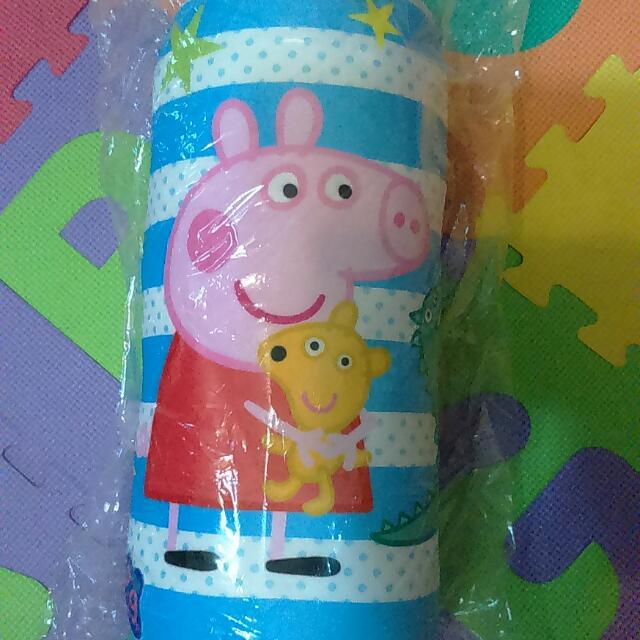 佩佩豬抱枕-藍*1(代售)