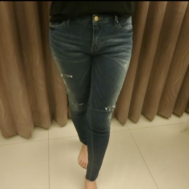 ✌🏻️超顯瘦牛仔褲