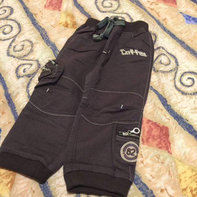 個性休閒長褲