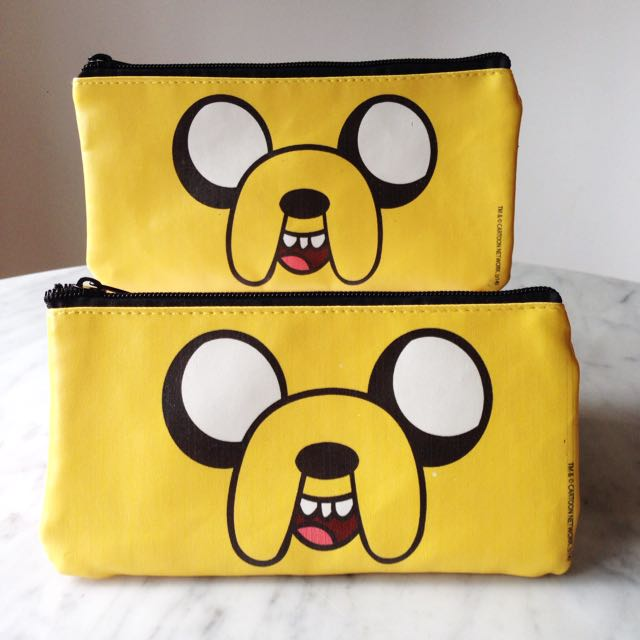 Adventure Time Jake The Dog Pencil Case