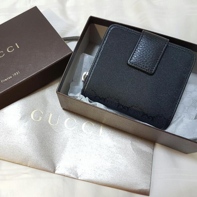 ac4307f1ea1 Authentic Gucci Ladies Wallet Brand New