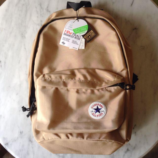 Converse Backpack Khaki