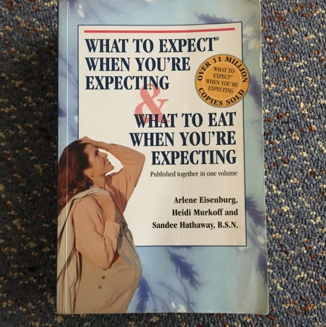 Book: What To Expect When You Are Expecting