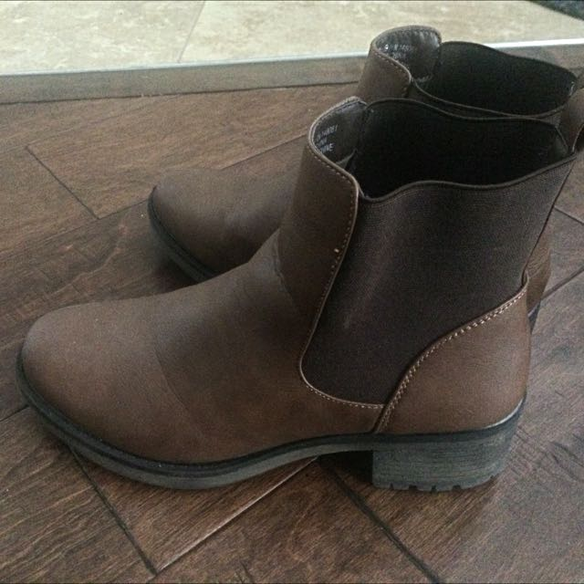 Brown Good Quality Boots