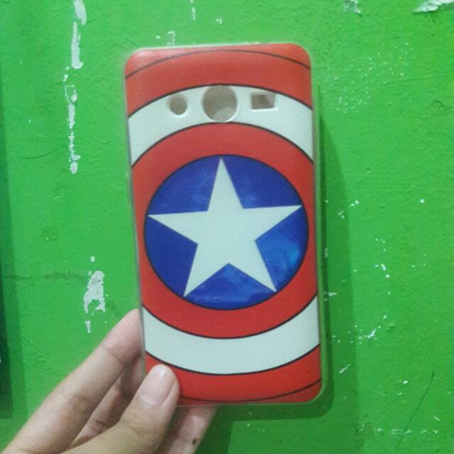 Captain America Samsung Galaxy Core 2