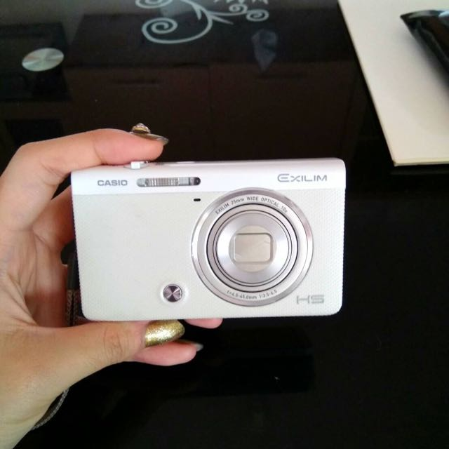 Casio Exilim Zr55