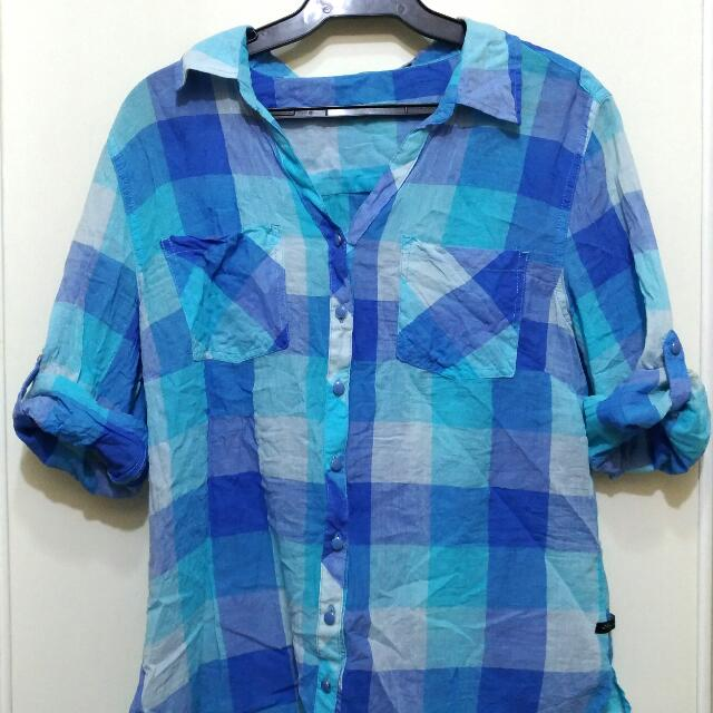 Checked Polo Shirt