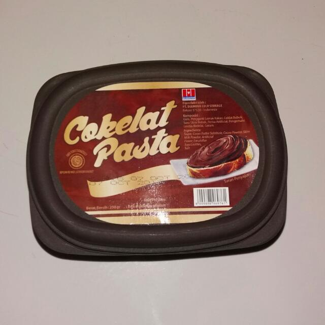 Coklat Pasta Diamond