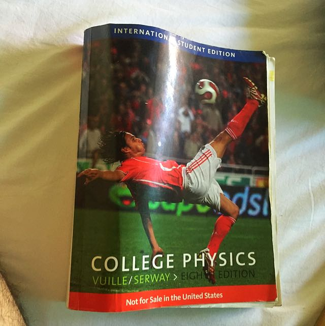 College Physics 8th Edition