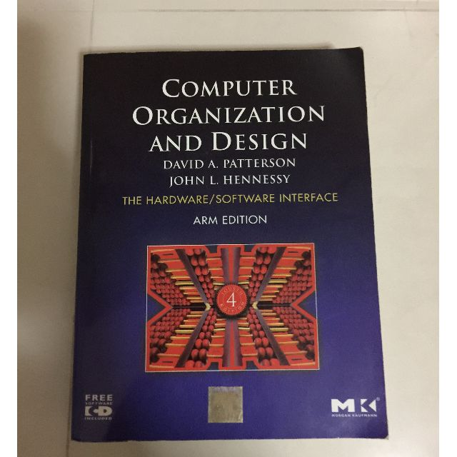 Computer Organization And Design 4th Edition Cs2100 Books Stationery Textbooks On Carousell