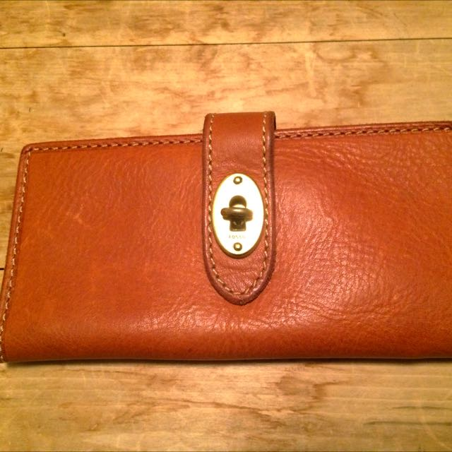 Fossil Wallet (Austin Collection)