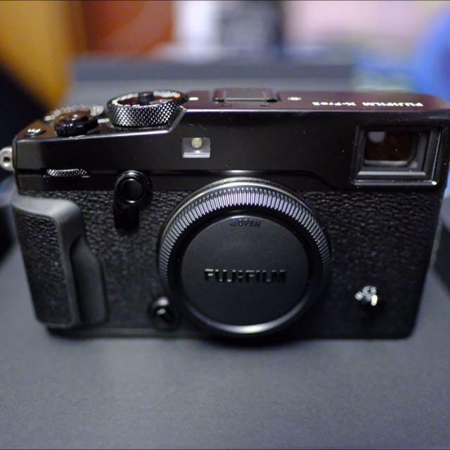 Fujifilm X-Pro2 Mirrorless Digital