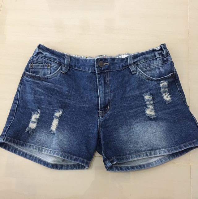 Gaudi Hotpants Size XL