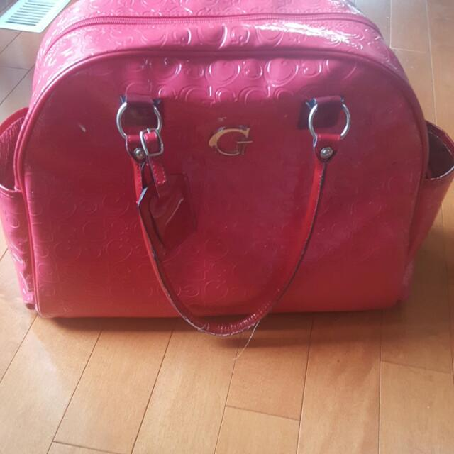 guess big bag