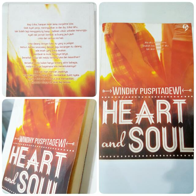 Heart and Soul by Windhy Puspitadewi