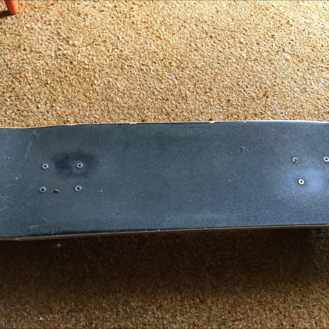 Hectic Skateboard
