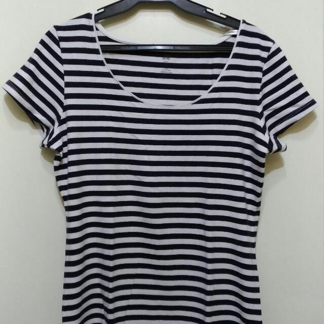 H&M Striped Shirt