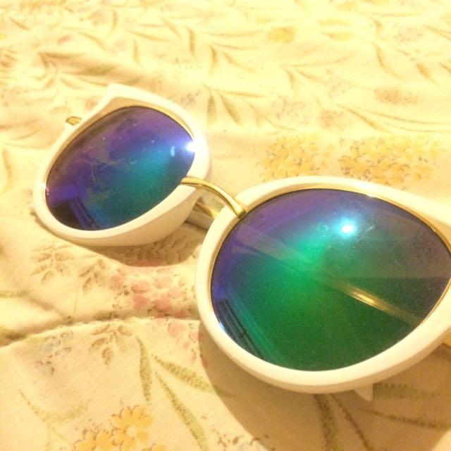 Holographic Sunglasses