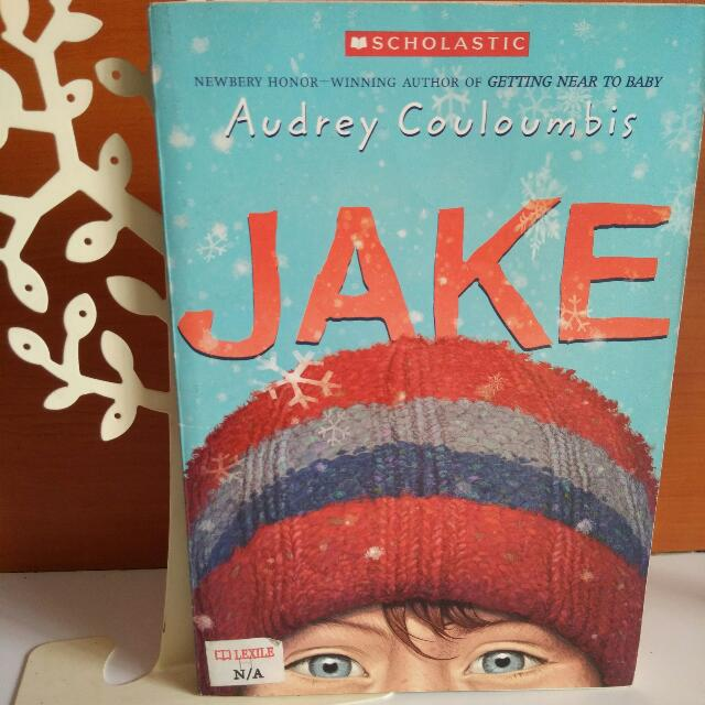Jake by Audrey Couloumbus
