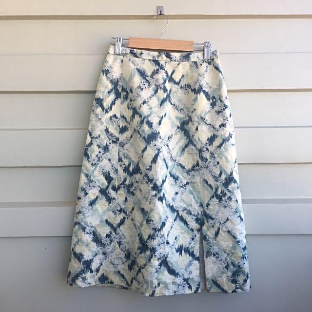 Janine A-line Skirt