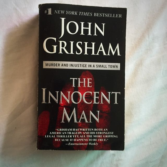 Josh Grisham- The Innocent Man