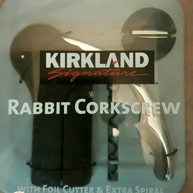 Kirkland Rabbit Corkscrew