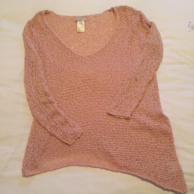 Knit Aritzia Sweater