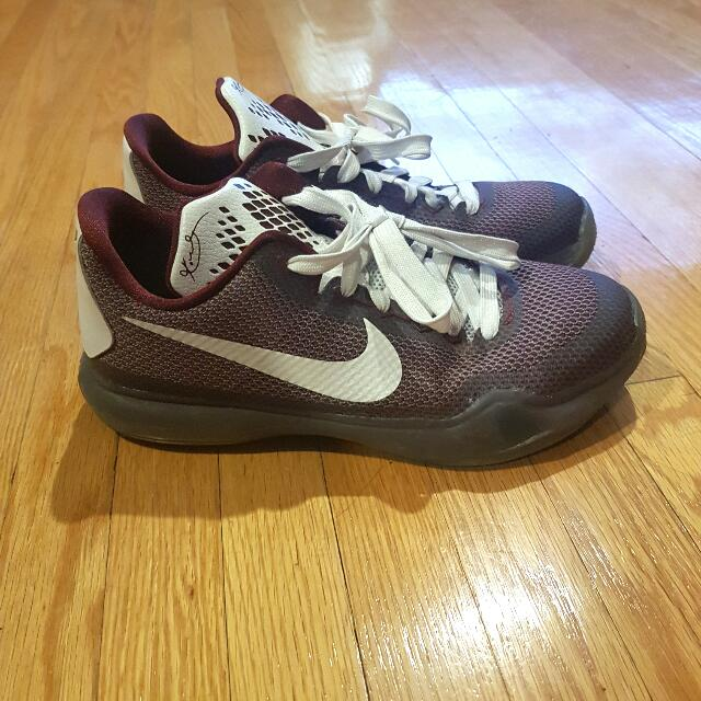 Kobe X Youth Size 5Y