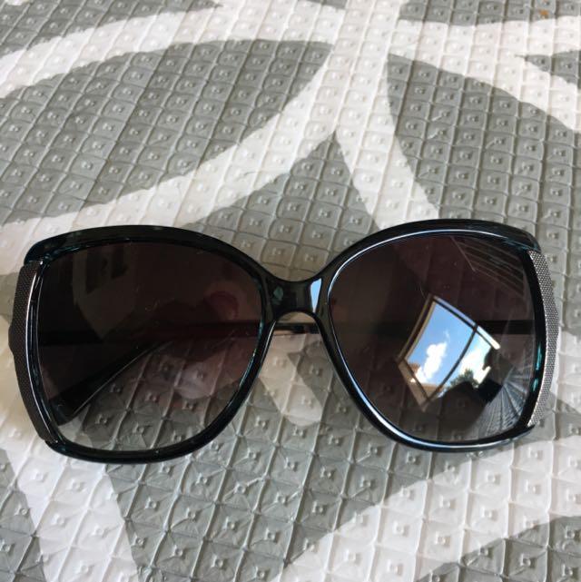 LE SPECS Authentic De Ville Sunglasses