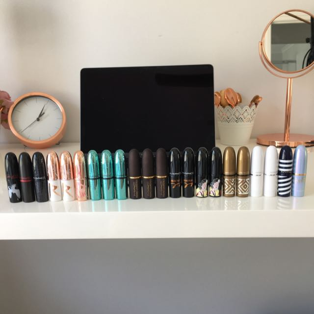Looking For 100% Authentic Limited Edition Mac Lipsticks