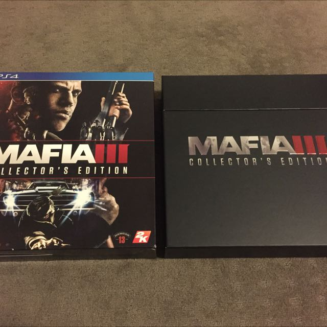 Mafia 3 Collectors Edition - Cheaper than EB Games