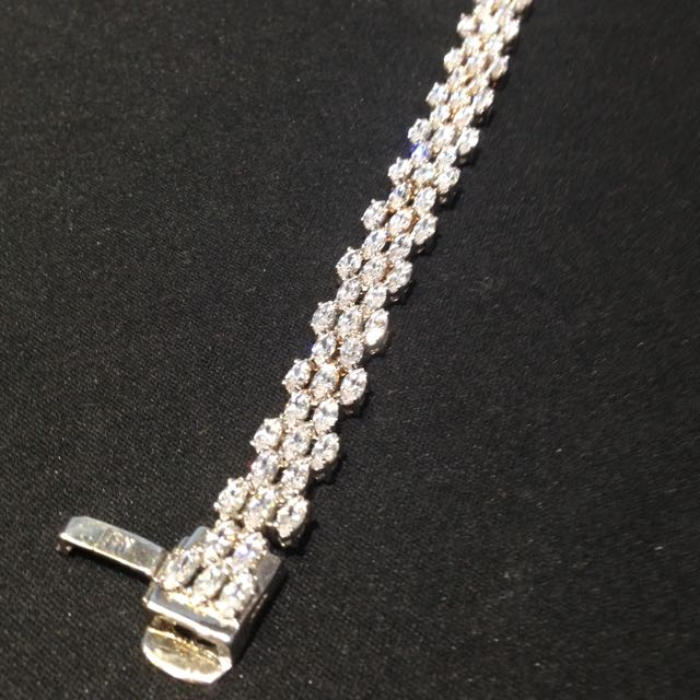 Marilyn Monroe Tennis Bracelet